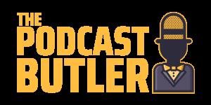Podcast Butler Logo